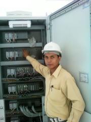 DCS / PLC Control Panel