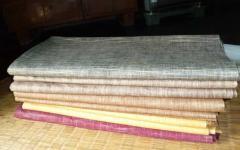 Handloom Matka fabrics