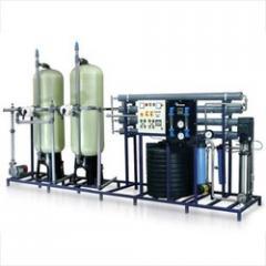Industrial equipment - RO Plant