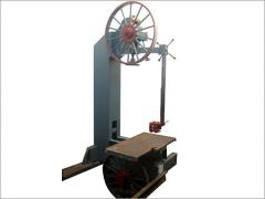Long Vertical Band Saw Machine (2 in 1)