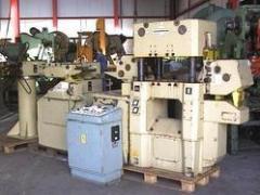 High Speed Presses Machine