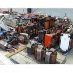 Transformer Scraps