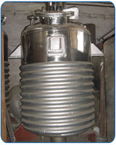 Limpet Coil Reaction Vessel