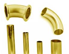Brass Tubes For Sanitary Fittings &