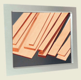 Copper Bus Bar, Flats, Strips