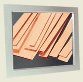 Copper Bus Bar, Flats, Strips