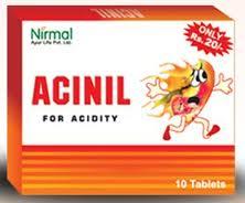 Acinil Tablet