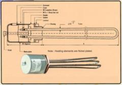 Industrial Water Heating Element