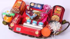 Gifts - Large ovel shape basket