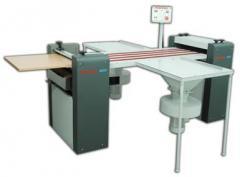 Semi Automatic Board to Board Pasting Machine