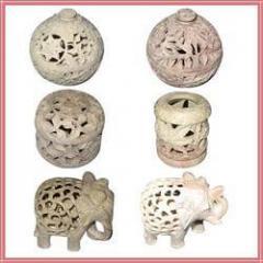 Carved Marble Handicrafts