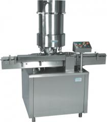 Capping Machines Automatic Vial PP / Flip-off Cap