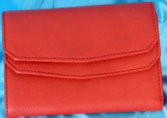 Lady's Leather Wallet