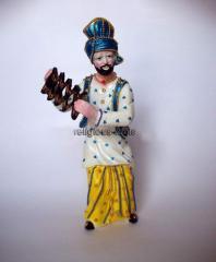 Dancing Punajbi Jatt Playing Supp