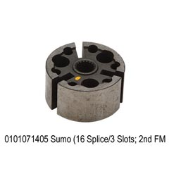 Vaccum Pump Rotor & Carbon