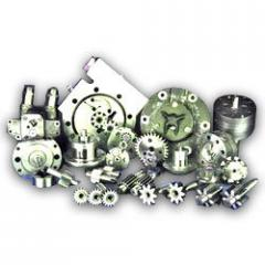 Compressor Oil Pumps And Gears