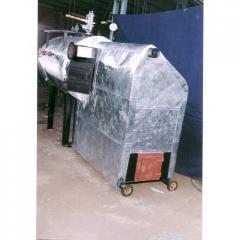 Dual Pack Steam Boiler