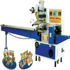 High Speed Horizontal Flow Wrapping Machines