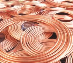 Copper Tubes For Water & Gas