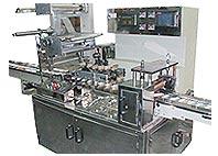 Model P-FW-400 of flow wrap machines