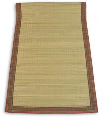 Grass Yoga Mat - Jacquard Border
