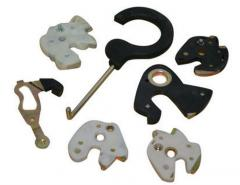 Latches Insert Moulding Component