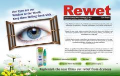 Rewet Eye Drop