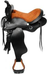 Western Saddles With Girth