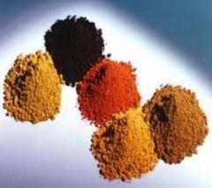 Inorganic Pigment Powders