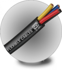 Multi Core Flexible cables
