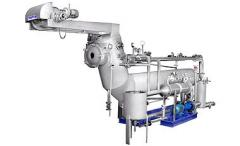 Long Type Soft Flow Fabric Dyeing Machine /