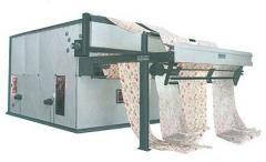 Loop Steamer / Curing / Polymerising Machine