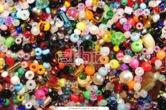 Glass beads & glass pearls