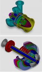 Ammonia Turbo Expander for OTEC