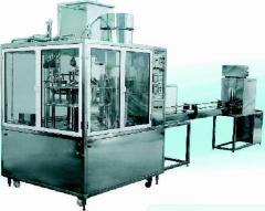 Glass Packing Machine