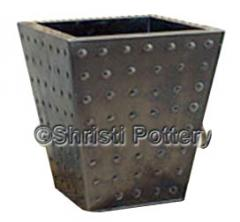 Decorative Metal Planter