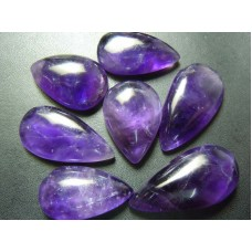 7Pc good quality purple amethyst