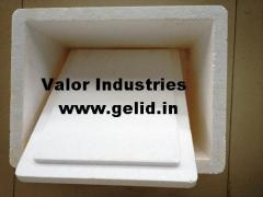 Expanded Polystyrene (Thermocol) Box