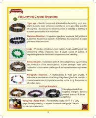 Vasturaviraj Crystal Bracelets