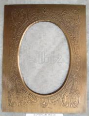 Art ware made of brass