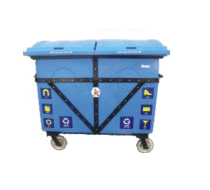 Waste Bins& Containers