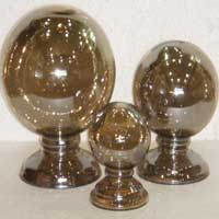 Decor items - Glass tabletop items