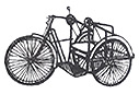 T3 Delux Model Tricycles