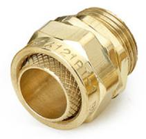 BW Brass Cable Glands (2 Parts)