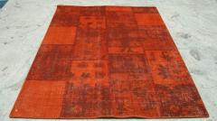Hand-Knotted Low Pile Wool Carpets & Rugs