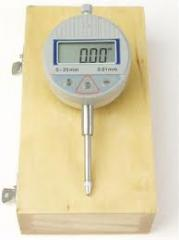 Micrometers with the Digital Indicator