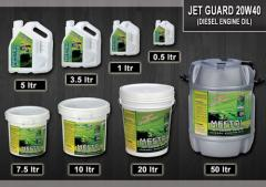 Jet Guard 20w40 Diesel Engine Oil