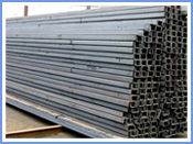 Steel products - MS channel