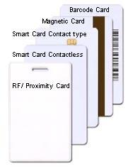 Сontactless smart card reader