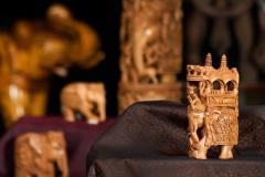 Wooden handicrafts